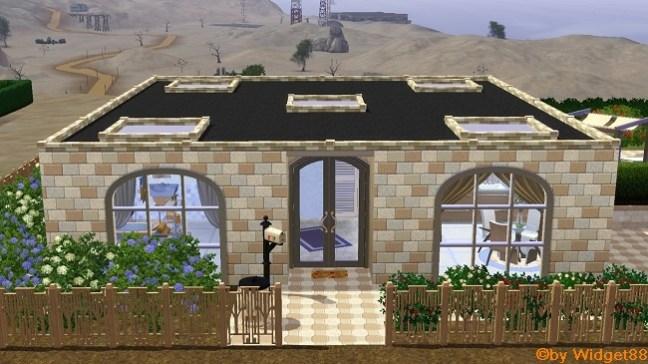 Domus Brunneis – Sims 3