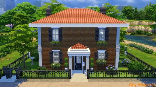English Garden Villa
