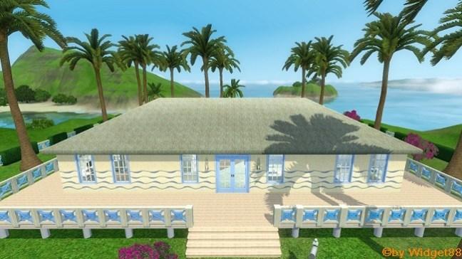 Haus Romantica – Sims 3