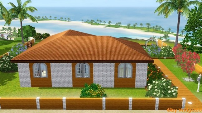 The architects dream – Sims 3