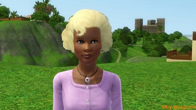 Wilhelmina Arnold – Sims 3