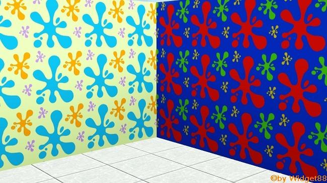 Blobs – Muster Sims 3