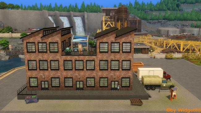Old Warehouse Comm.Garden