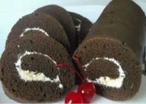 Resep Brownies Kukus Gulung Empuk dan Enak