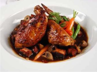 Resep Chicken Coq au Vin Spesial Nikmat