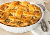 Resep Chicken Pot Pie Asli Lezat Banget