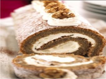 Resep Coffee Swiss Roll Cake Spesial Lembut