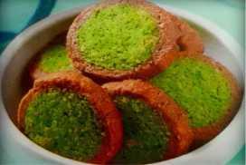 Resep Kue Kering Pistachio Asli Enak