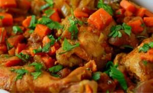 Resep Moroccan Chicken Lezat Sekali