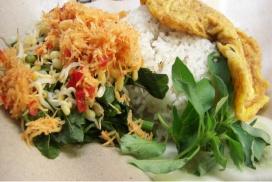Resep Nasi Gudangan yang Lezat