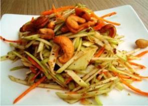 Resep Salad Mangga Ala Thailand Asli Enak