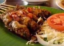Resep Sate Jamur Bumbu Kacang yang Nikmat