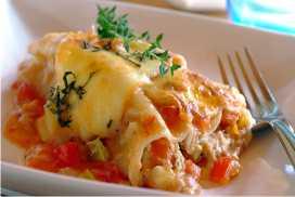 Resep Tuna Cannelloni Lezat Sekali
