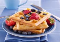 Resep Waffle Wortel yang Lezat dan Praktis