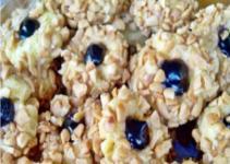 Resep Blueberry Thumbprint Cookies Renyah dan Enak