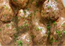 Resep Swedish Meatball yang Lezat