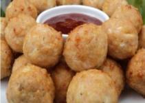 Resep Chicken Ball Goreng Renyah dan Enak