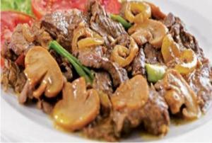 Resep Daging Masak Jamur Paling Lezat