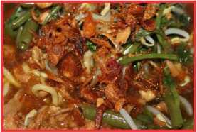 Resep Mie Kangkung yang Sedap Banget