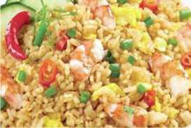 Resep Nasi Goreng Kencur yang Gurih