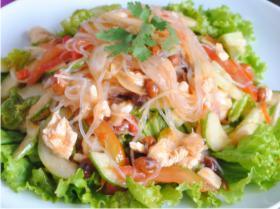 Resep Salad Soun Lezat Ala Thailand