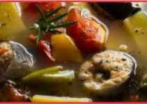 Resep Sup Belut yang Segar Mantap