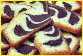 Resep Kue Bolu Macan Empuk dan Lembut