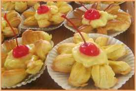 Resep Kue Sus Bunga yang Empuk