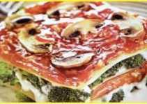 Resep Lasagna Jamur yang Asli Lezat