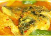 Resep Ikan Bandeng Bumbu Kuning yang Lezat