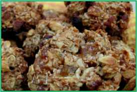 Resep Kue Oatmeal Apel yang Renyah