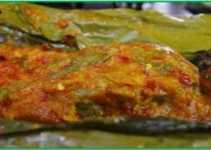 Resep Pepes Tempoyak Ikan Patin yang Enak