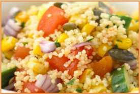 Resep Couscous Salad Spesial Nikmat Banget