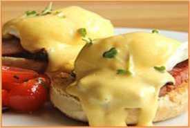 Resep Egg Benedict yang Lezat Banget