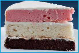 Resep Neapolitan Cake Manis Dan Empuk