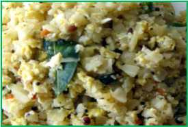 Resep Cauliflower Egg Crab Spesial Lezat