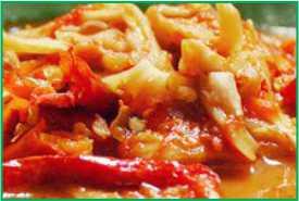 Resep Sambal Goreng Jamur yang Nikmat