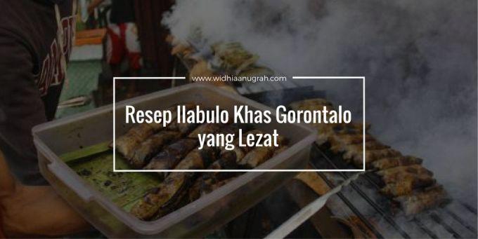 Resep Ilabulo Khas Gorontalo yang Lezat