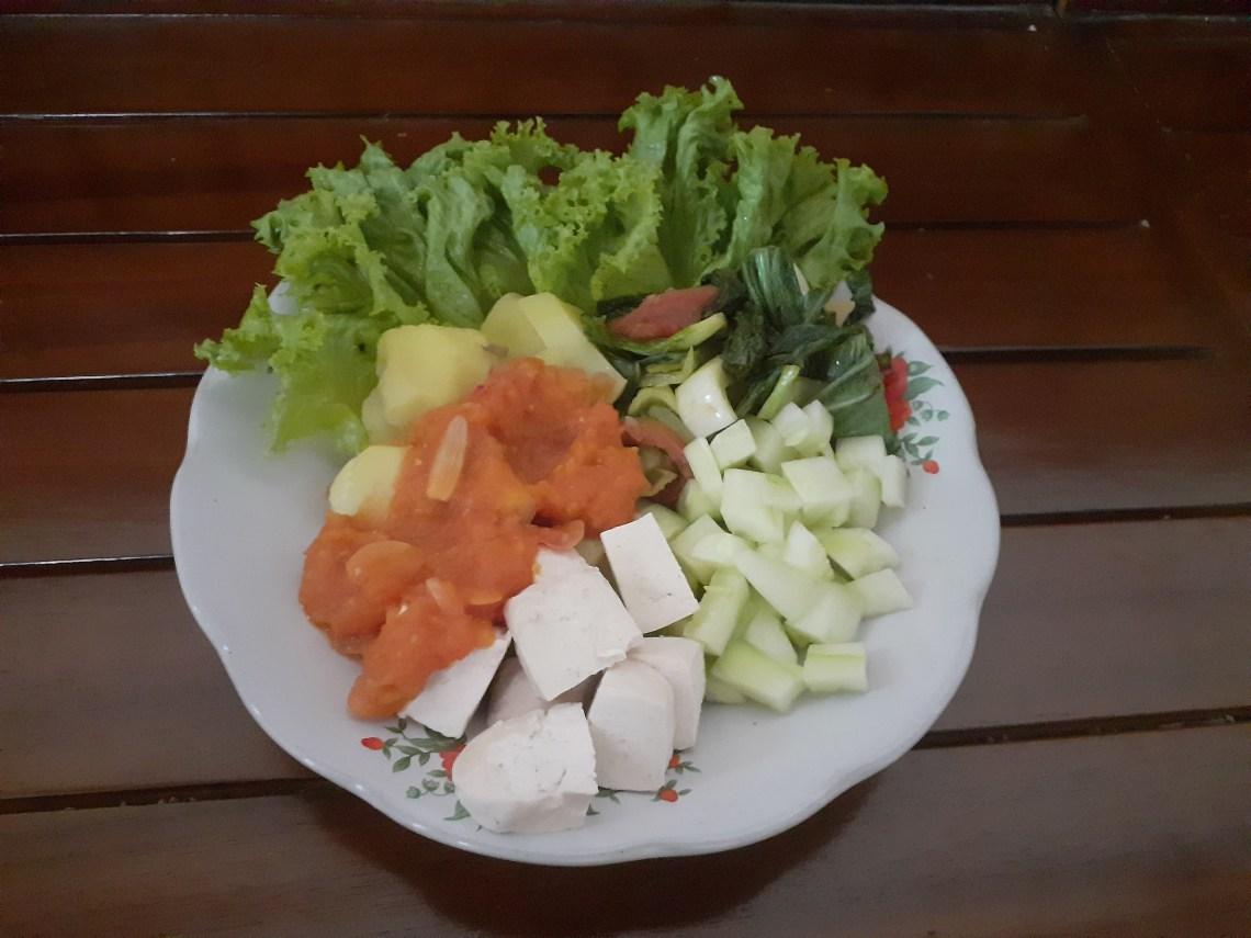 Pola Makan Food Combining