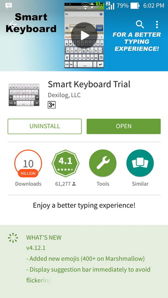 Smart Keyboard Trial 01