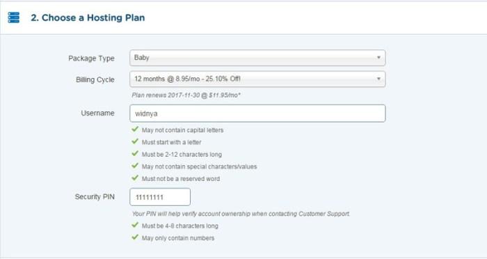 memilih webhosting rekomendasi hostgator