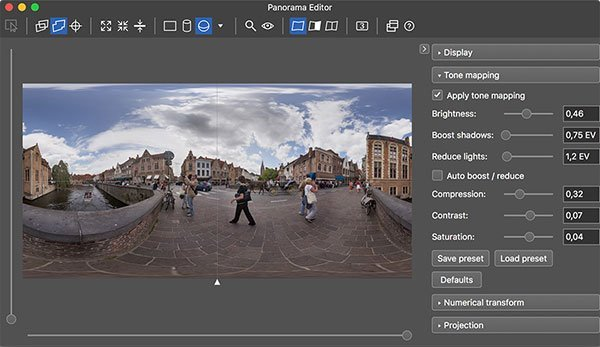 приложение для скрутки панорамных фото заключенный