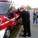 Nowy wóz dla strażaków z Pęperzyna