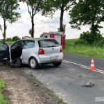 Zdarzenie trzech aut na trasie Zboże – Świdwie