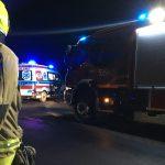 Więcbork-Zabartowo: Zderzenie dwóch samochodów osobowych