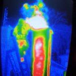 Sypniewo: Pożar sadzy w przewodzie kominowym