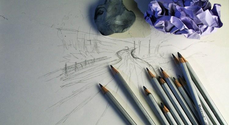 rysunek z natury