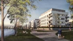 BV Daumstraße 73-97, 13599 Berlin-Spandau, Visualisierung: wiechers beck architekten