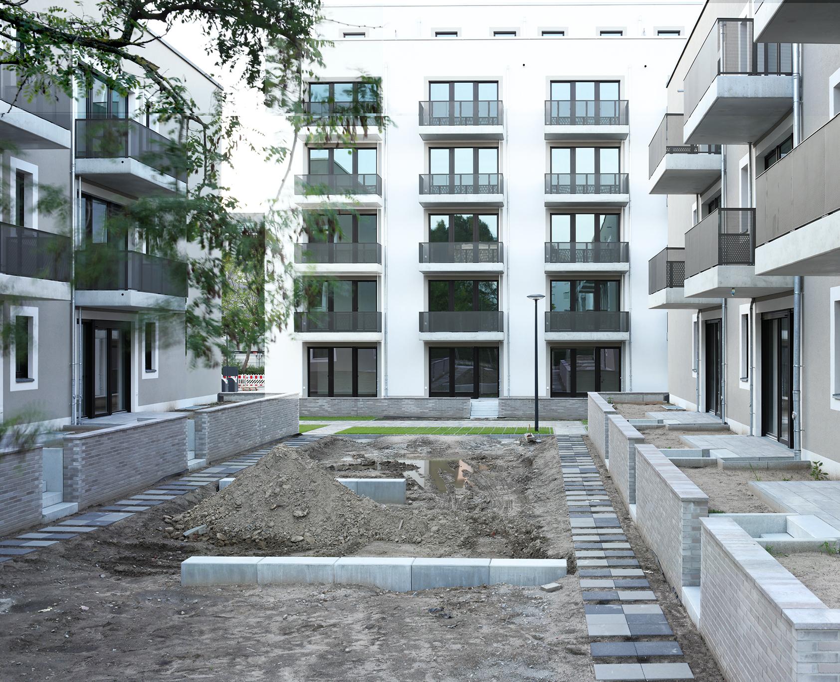 BV Quartier Stadtgut Hellersdorf / Havelländer Ring, 12629 Berlin, Foto: Mila Hacke