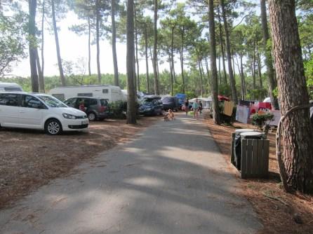 Camping Truc Vert